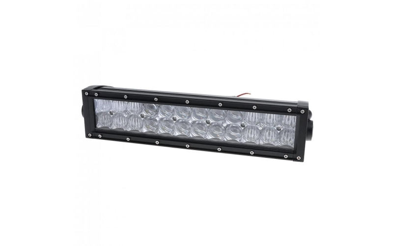 V13R Multicolor + 4D + Flash Double Row Light Bar